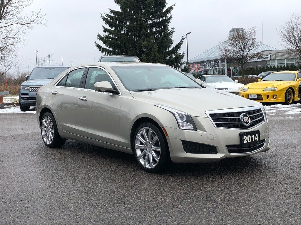 """Car - 2014 Cadillac ATS Luxury AWD in Scarborough, ON  $23,995"""