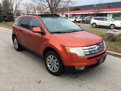 Ford Edge Sel Awd Pano Roof No Accidents Heat Seats