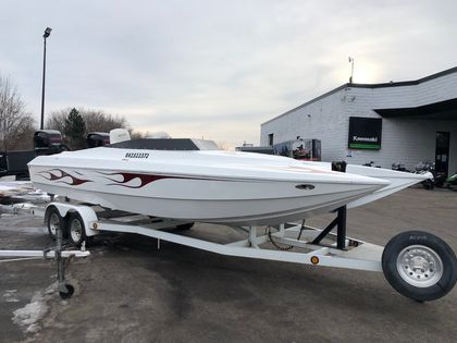 For Sale: 2000 Liberator Boats 24 Tunnel Hull ft<br/>St. Onge Recreation