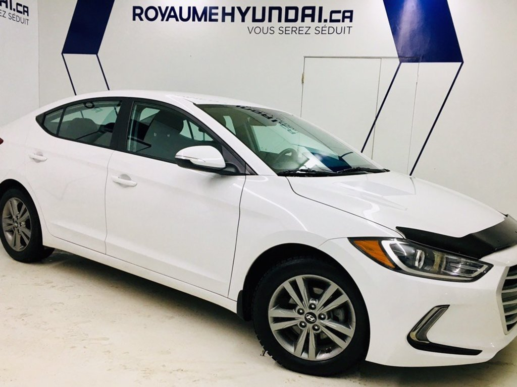 2018 Hyundai  Elantra GL / GARANTIE PROLONGÉE JUSQU'EN 2023