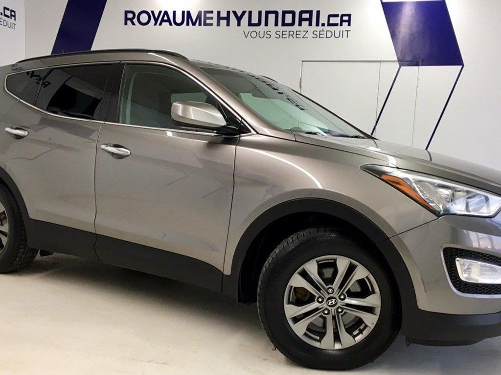 2014 Hyundai  Santa Fe PREMIUM / FWD / DÉMARREUR A DISTANCE