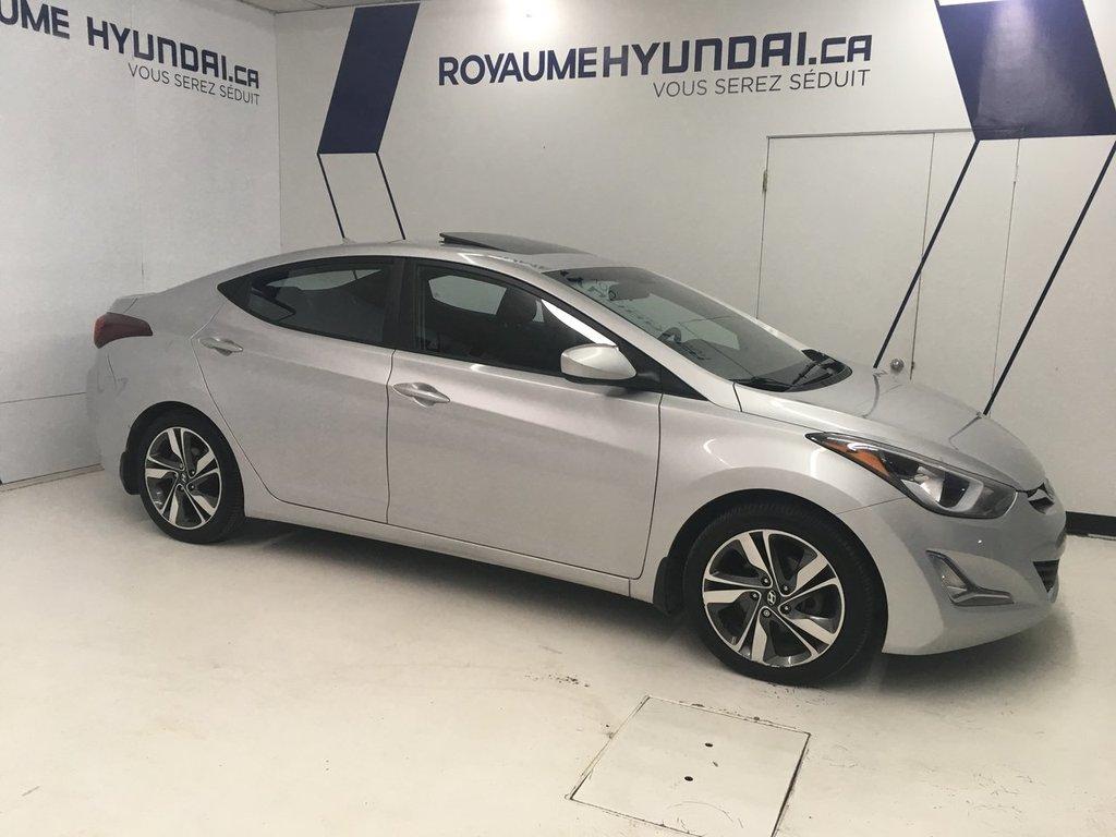 2015 Hyundai  Elantra GLS/ LOOK SPORT/ DÉMARREUR À DISTANCE/