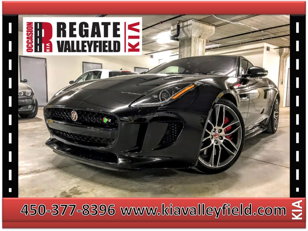 2017 Jaguar  F-Type F-type R**