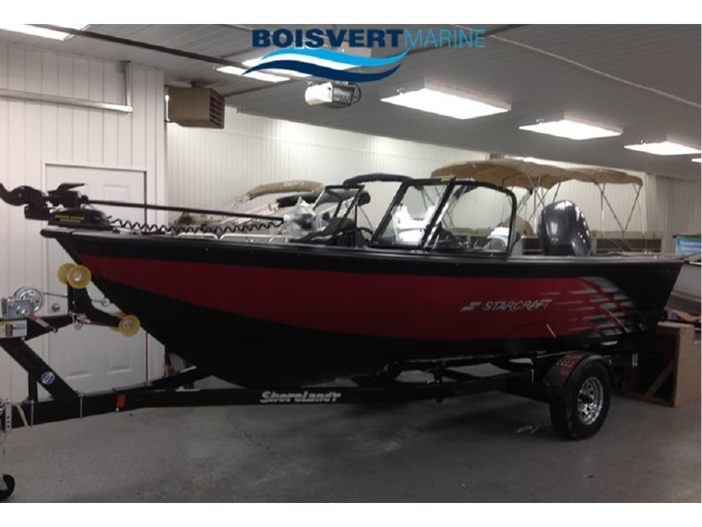 2018 Starcraft boat for sale, model of the boat is Titan 186 Dc & Image # 1 of 13