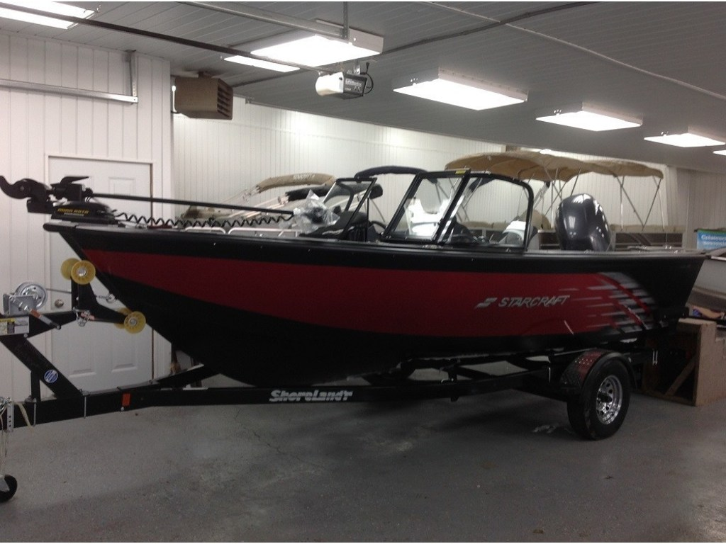 2018 Starcraft boat for sale, model of the boat is Titan 186 Dc & Image # 13 of 13