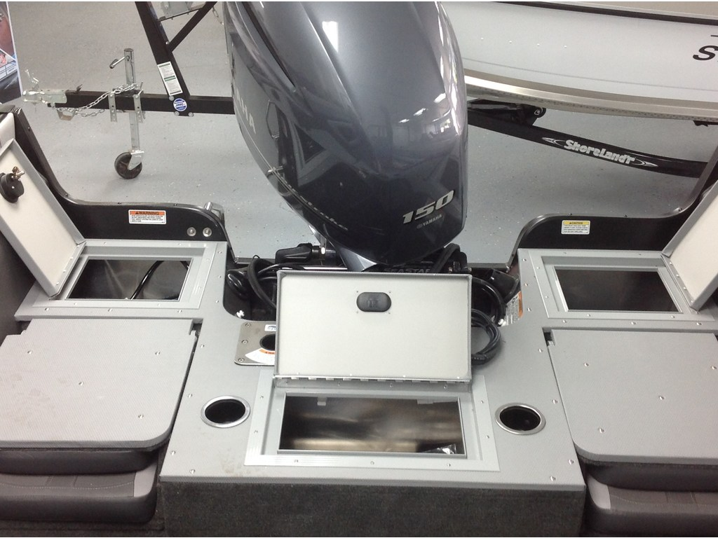 2018 Starcraft boat for sale, model of the boat is Titan 186 Dc & Image # 11 of 14