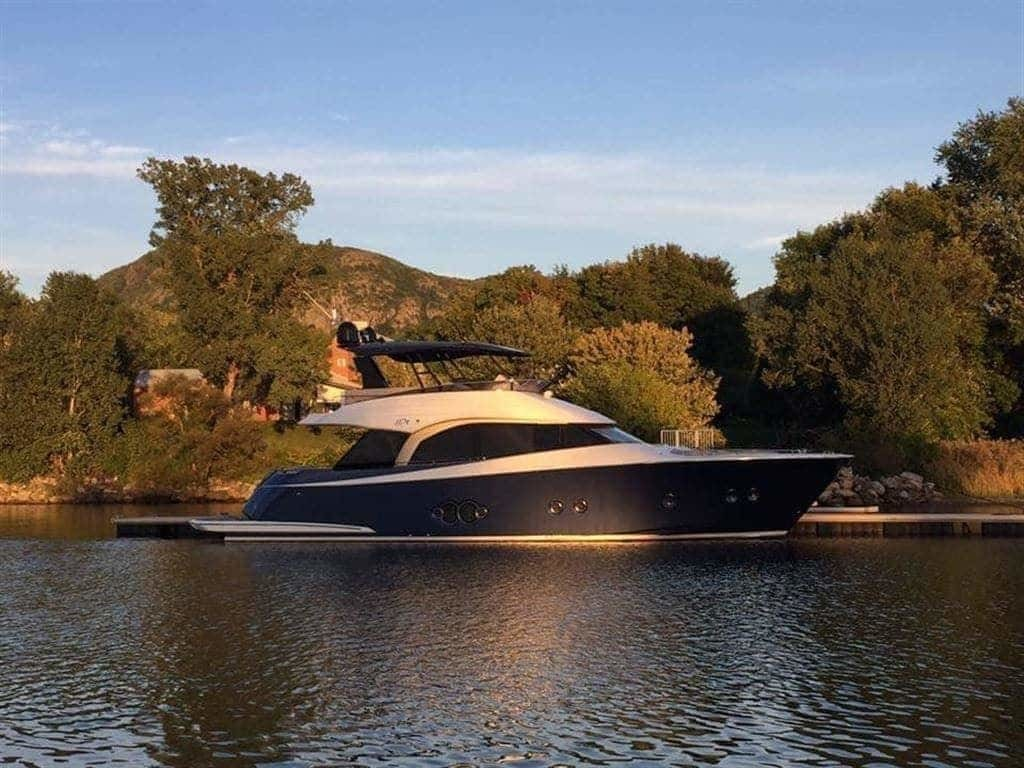 2014 Monte Carlo Yachts boat for sale, model of the boat is  Mcy65 & Image # 1 of 28
