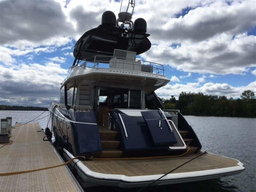 2014 Monte Carlo Yachts boat for sale, model of the boat is *65 Mcy65 & Image # 28 of 29