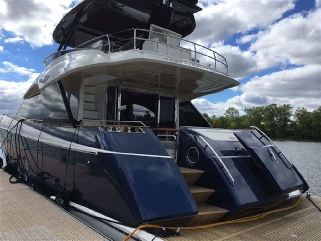 2014 Monte Carlo Yachts boat for sale, model of the boat is *65 Mcy65 & Image # 29 of 29