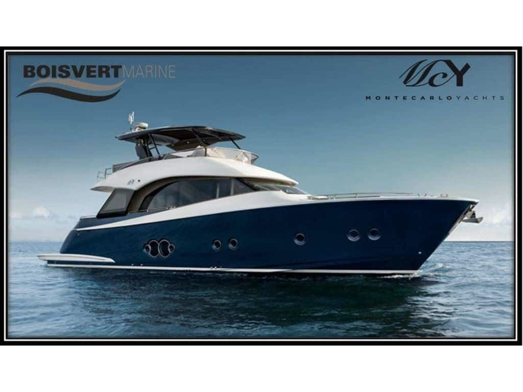 2014 Monte Carlo Yachts boat for sale, model of the boat is *65 Mcy65 & Image # 1 of 28