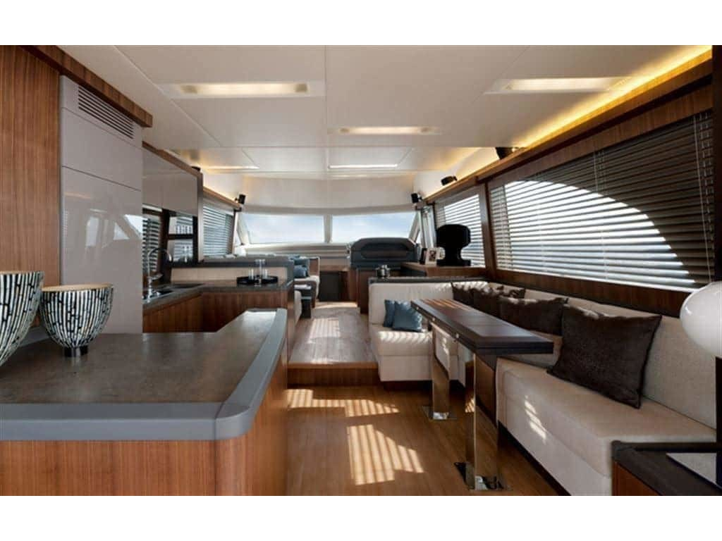 2014 Monte Carlo Yachts boat for sale, model of the boat is *65 Mcy65 & Image # 5 of 28
