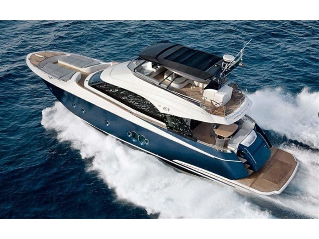 2014 Monte Carlo Yachts boat for sale, model of the boat is  Mcy65 & Image # 3 of 28