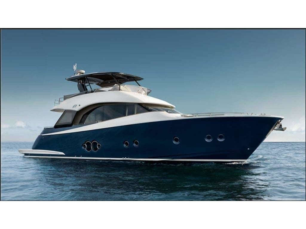 2014 Monte Carlo Yachts boat for sale, model of the boat is *65 Mcy65 & Image # 13 of 28