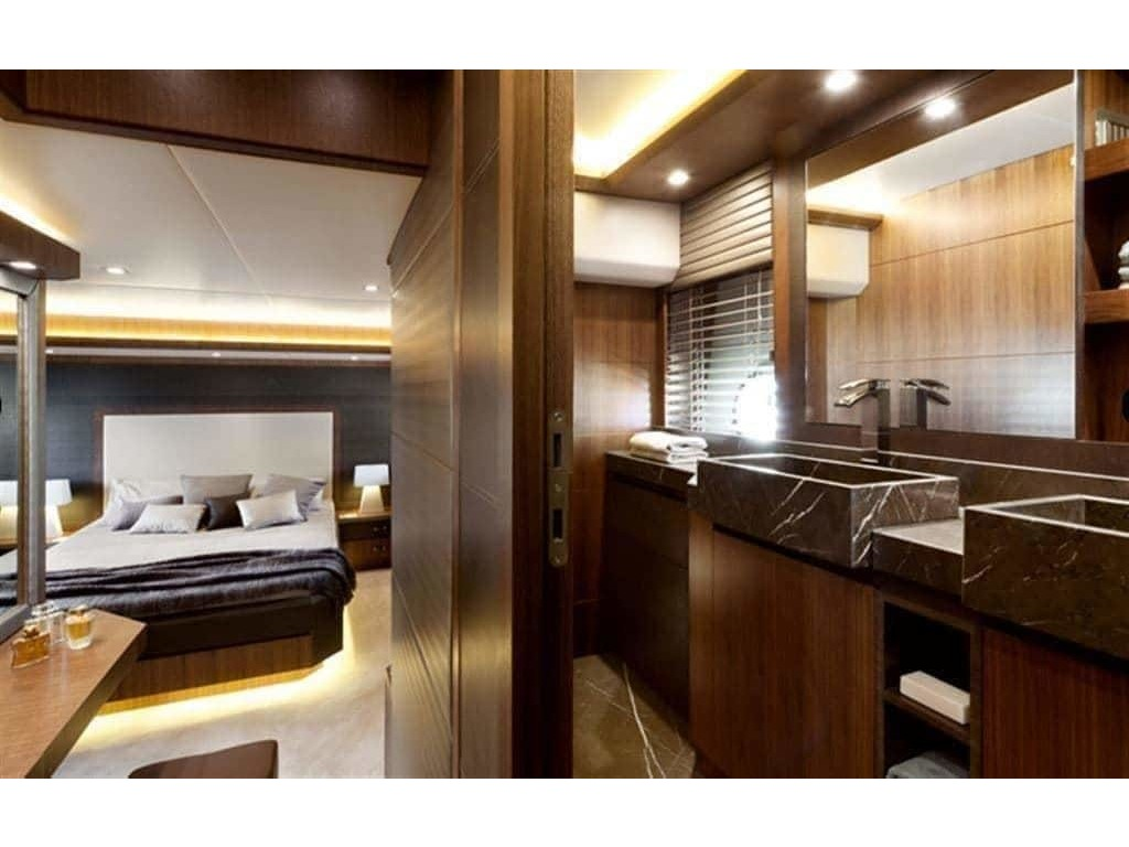 2014 Monte Carlo Yachts boat for sale, model of the boat is  Mcy65 & Image # 9 of 28