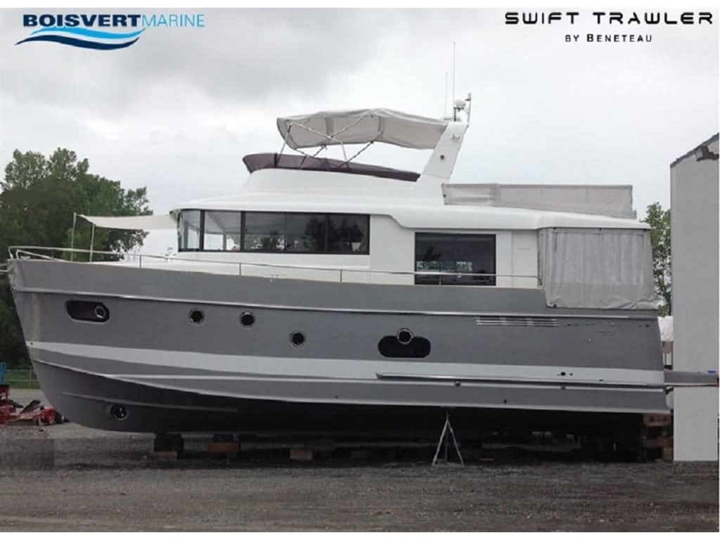 2019 Beneteau boat for sale, model of the boat is Swift Trawler 50 & Image # 1 of 28