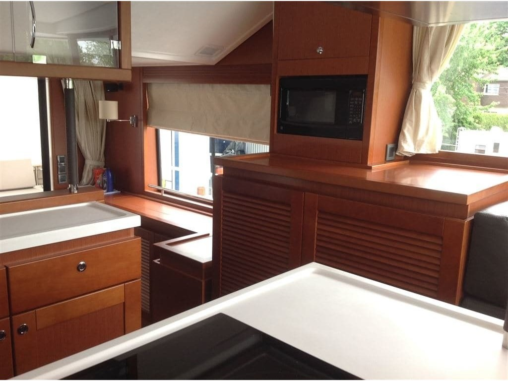 2019 Beneteau boat for sale, model of the boat is Swift Trawler 50 & Image # 11 of 27