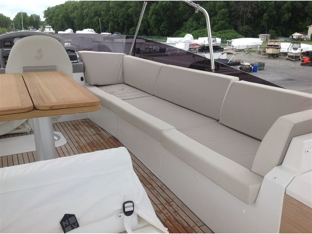 2019 Beneteau boat for sale, model of the boat is Swift Trawler 50 & Image # 25 of 28