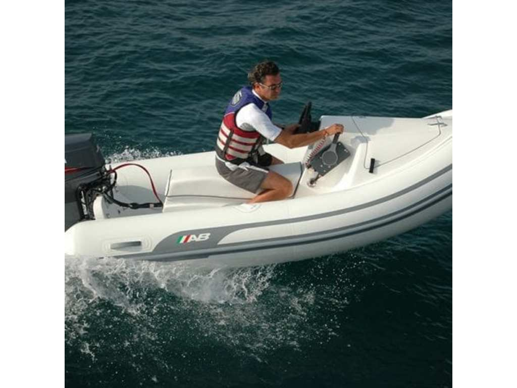 2015 AB Inflatables boat for sale, model of the boat is Rider & Image # 3 of 3