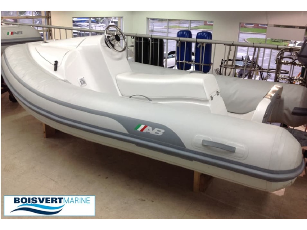 2015 AB Inflatables boat for sale, model of the boat is Rider & Image # 1 of 3