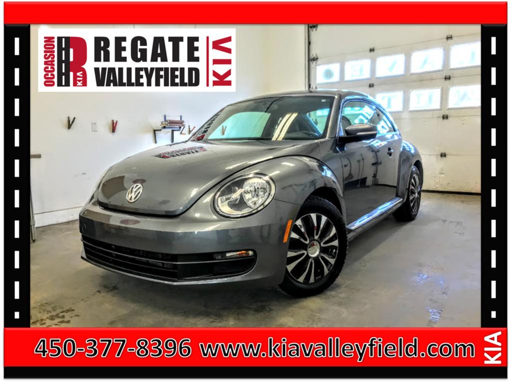 2014 Volkswagen  Beetle Coupe Coupe*Sièges chauffants*Climatiseur*