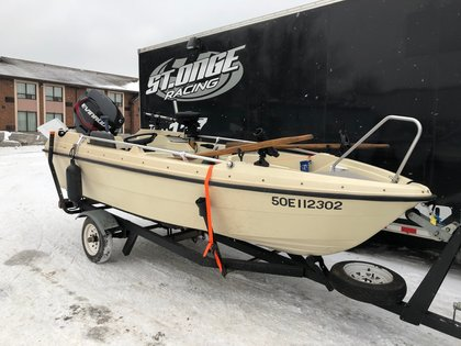 For Sale: 2005 Fisher Boats Side Console ft<br/>St. Onge Recreation