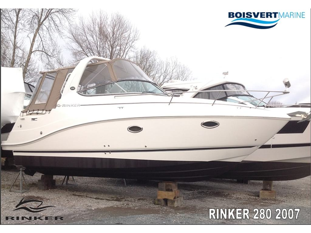 2007 Rinker boat for sale, model of the boat is 280 & Image # 1 of 15