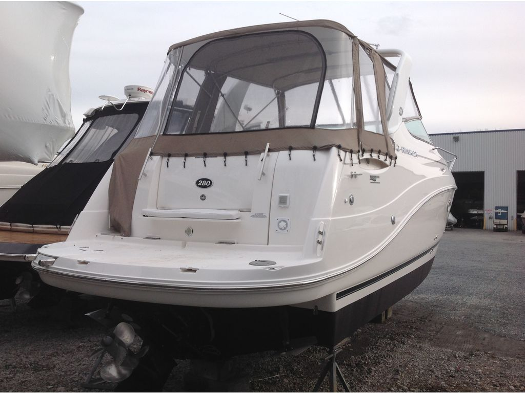 2007 Rinker boat for sale, model of the boat is 280 & Image # 4 of 15