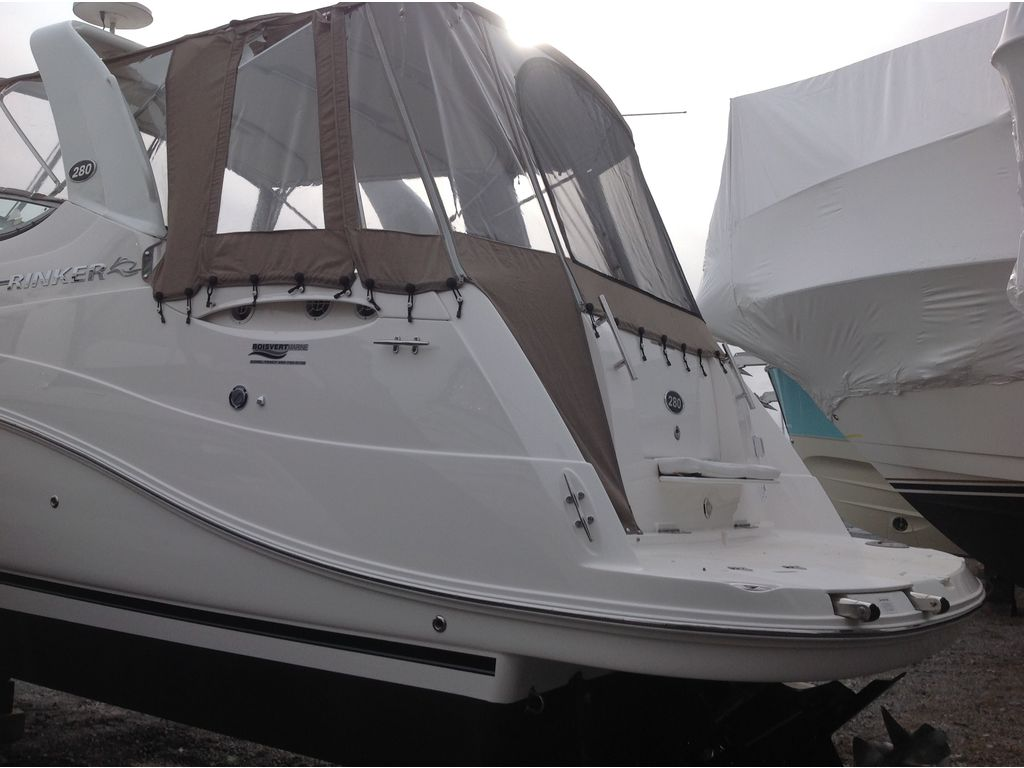 2007 Rinker boat for sale, model of the boat is 280 & Image # 3 of 15