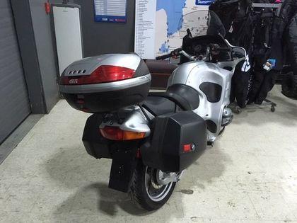 2004 BMW R1150RT 40023 MILES