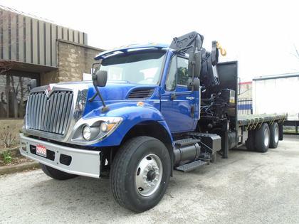 International 7400 SBA