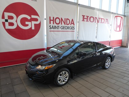 2015 Honda Civic Coupe # M0138