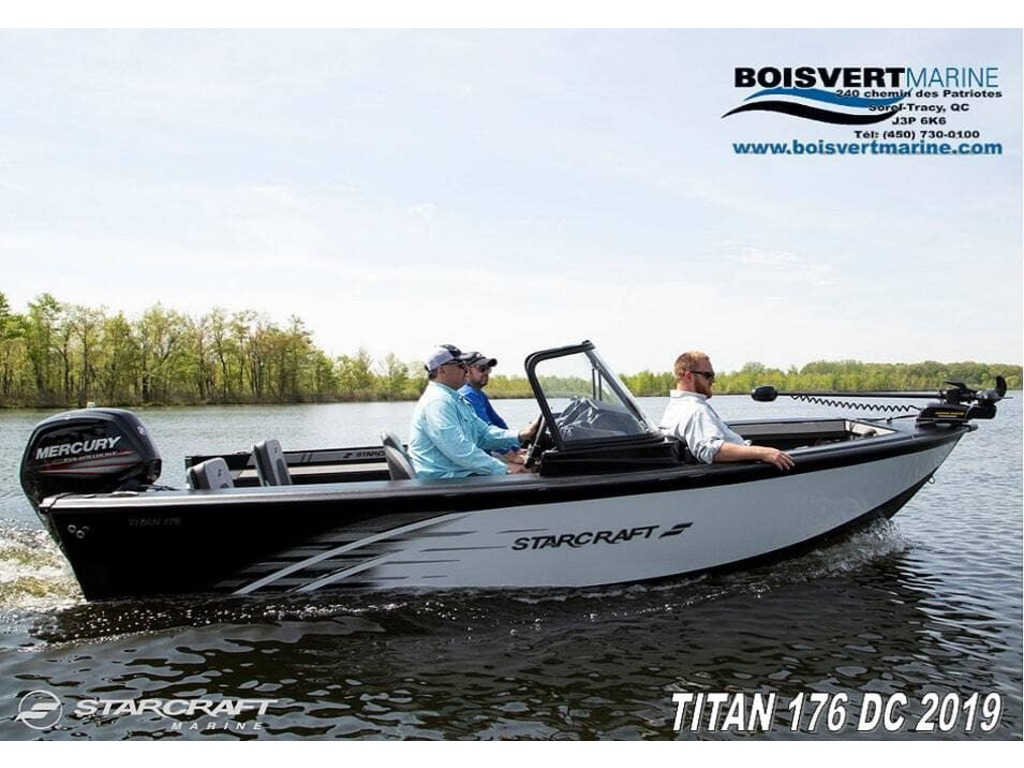 2019 Starcraft boat for sale, model of the boat is Titan & Image # 1 of 10