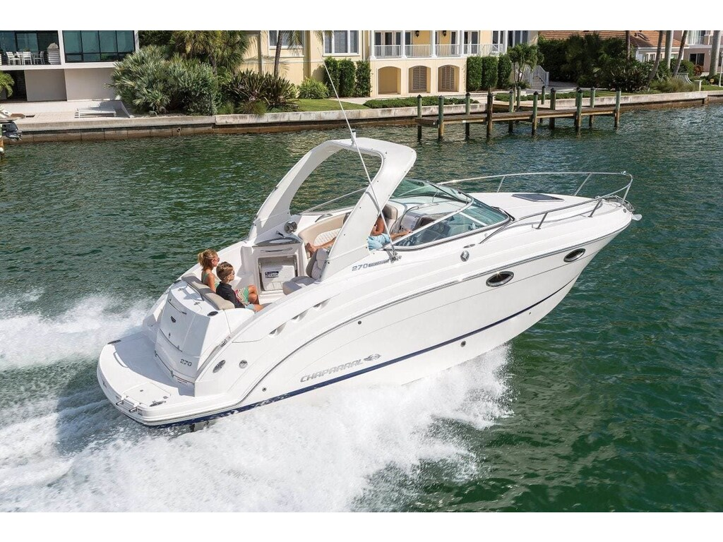 2019 Chaparral boat for sale, model of the boat is 270 Signature & Image # 14 of 24