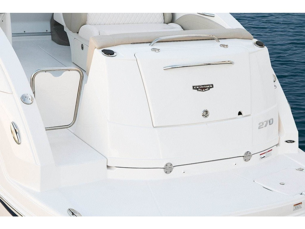 2019 Chaparral boat for sale, model of the boat is 270 Signature & Image # 23 of 24