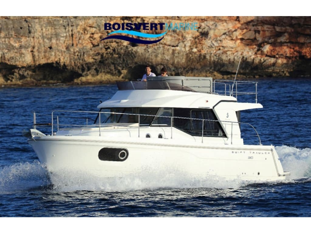 2019 Beneteau boat for sale, model of the boat is Swift Trawler 30 & Image # 1 of 28