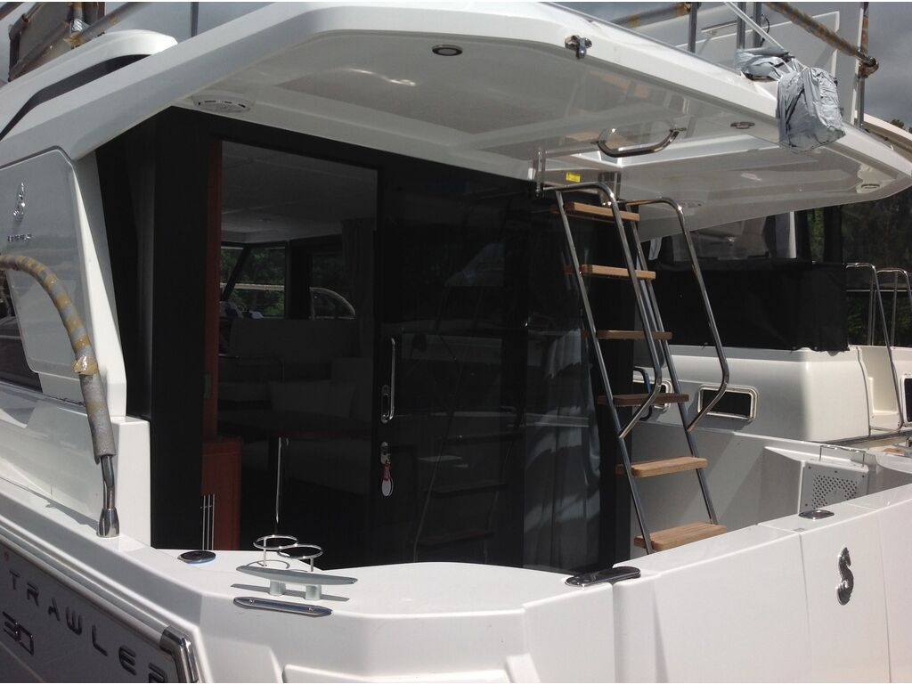 2019 Beneteau boat for sale, model of the boat is Swift Trawler 30 & Image # 7 of 32