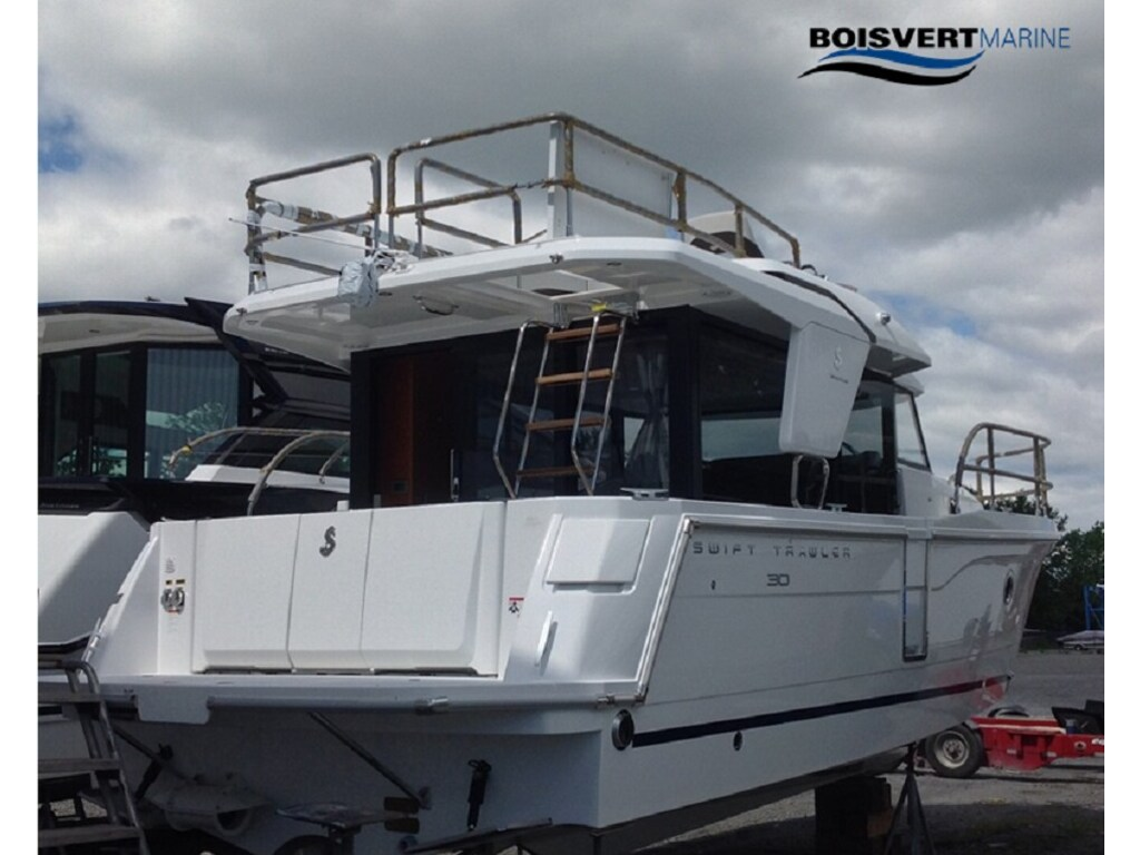 2019 Beneteau boat for sale, model of the boat is Swift Trawler 30 & Image # 4 of 32