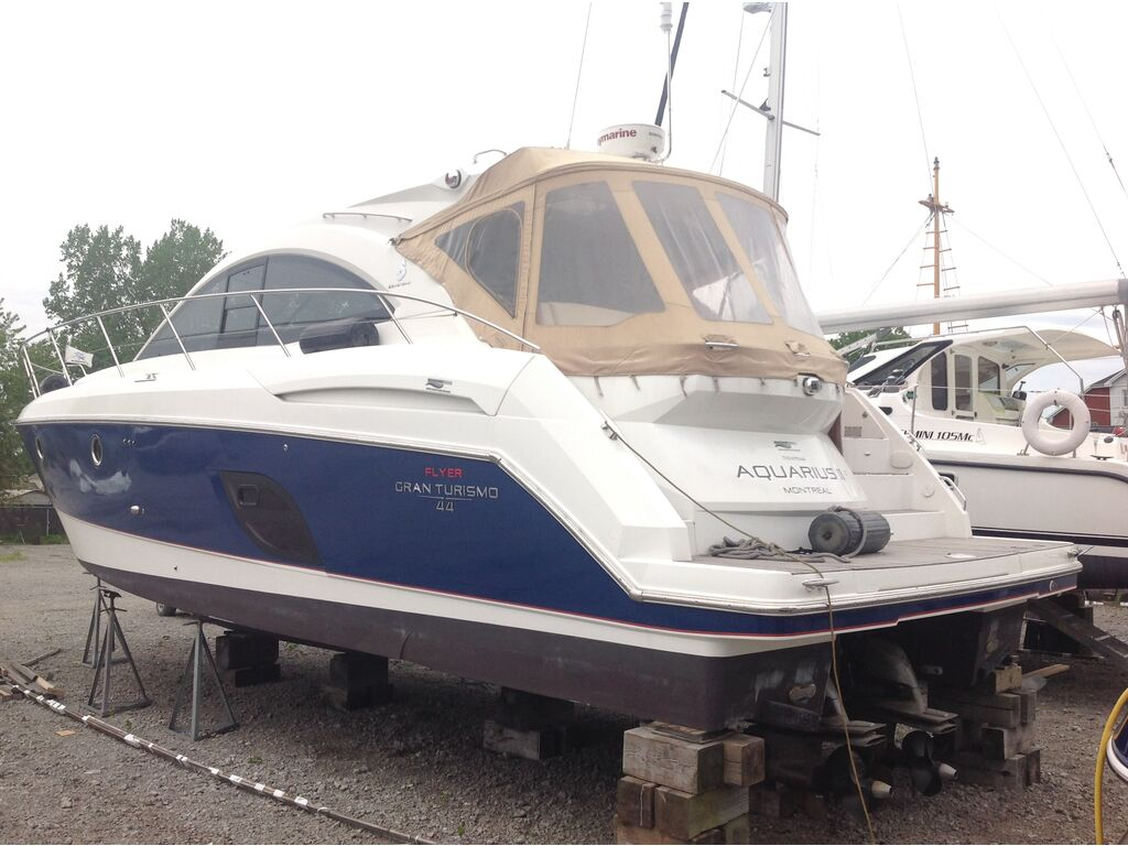 2013 Beneteau boat for sale, model of the boat is Gran Turismo 44 & Image # 2 of 24