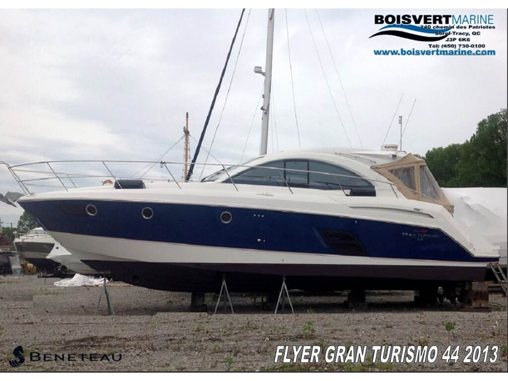 2013 Beneteau boat for sale, model of the boat is Gran Turismo 44 & Image # 1 of 24