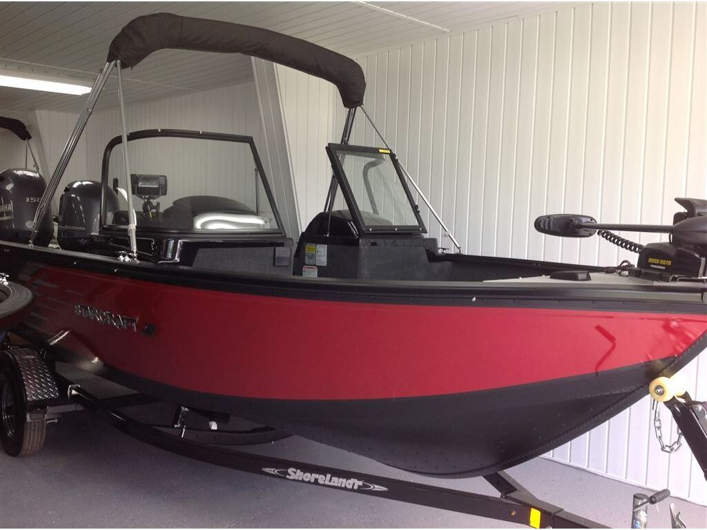 2018 Starcraft boat for sale, model of the boat is Renegade 178dc  & Image # 2 of 10