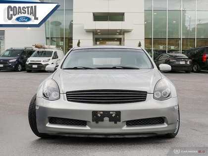 Infiniti G35 Base Vehicle Details Image