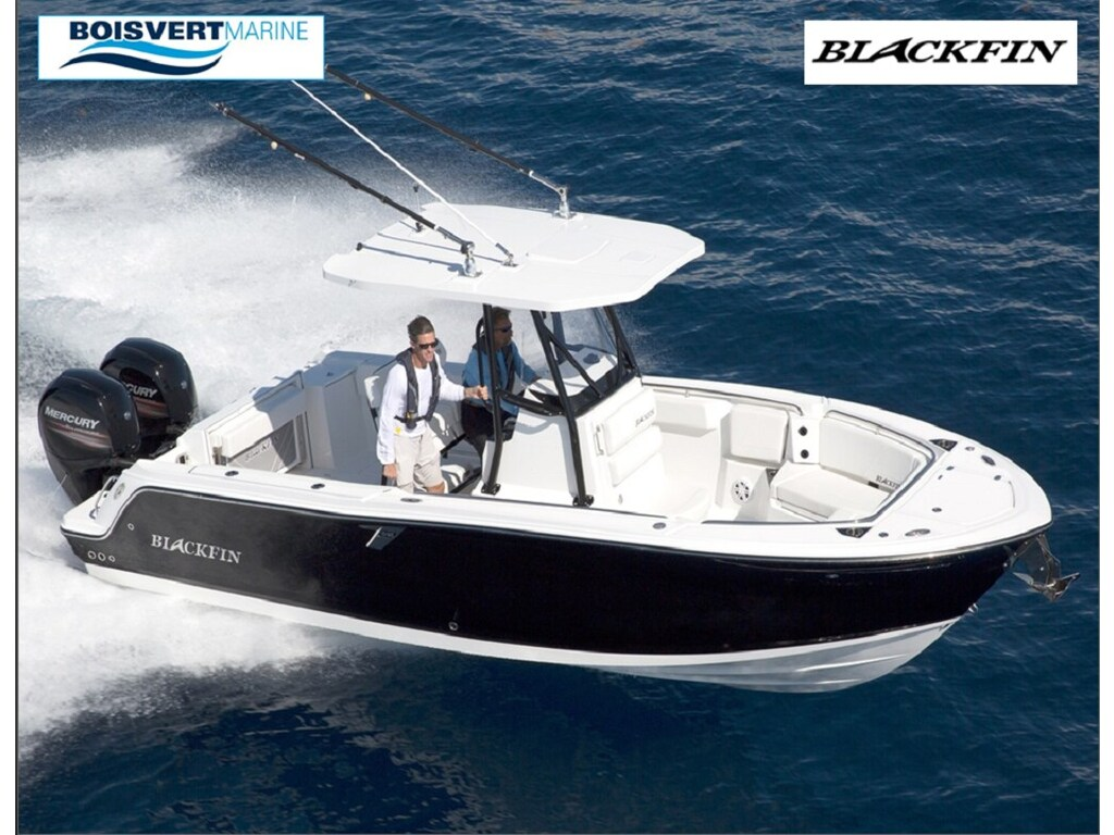 2020 Blackfin boat for sale, model of the boat is 242cc & Image # 22 of 30
