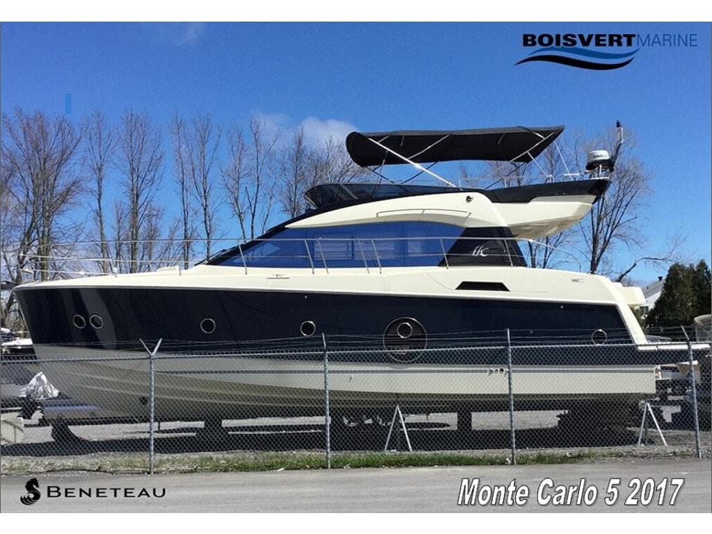 2017 BENETEAU MONTE CARLO 5 for sale
