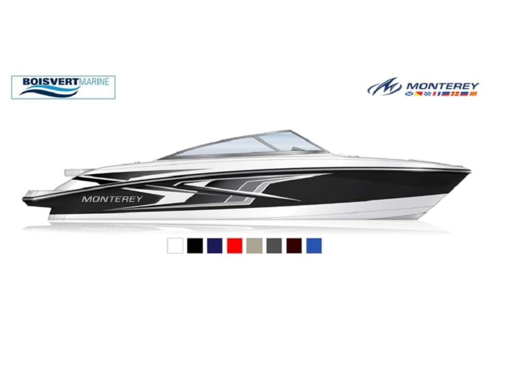 2020 Monterey boat for sale, model of the boat is M20 & Image # 4 of 16