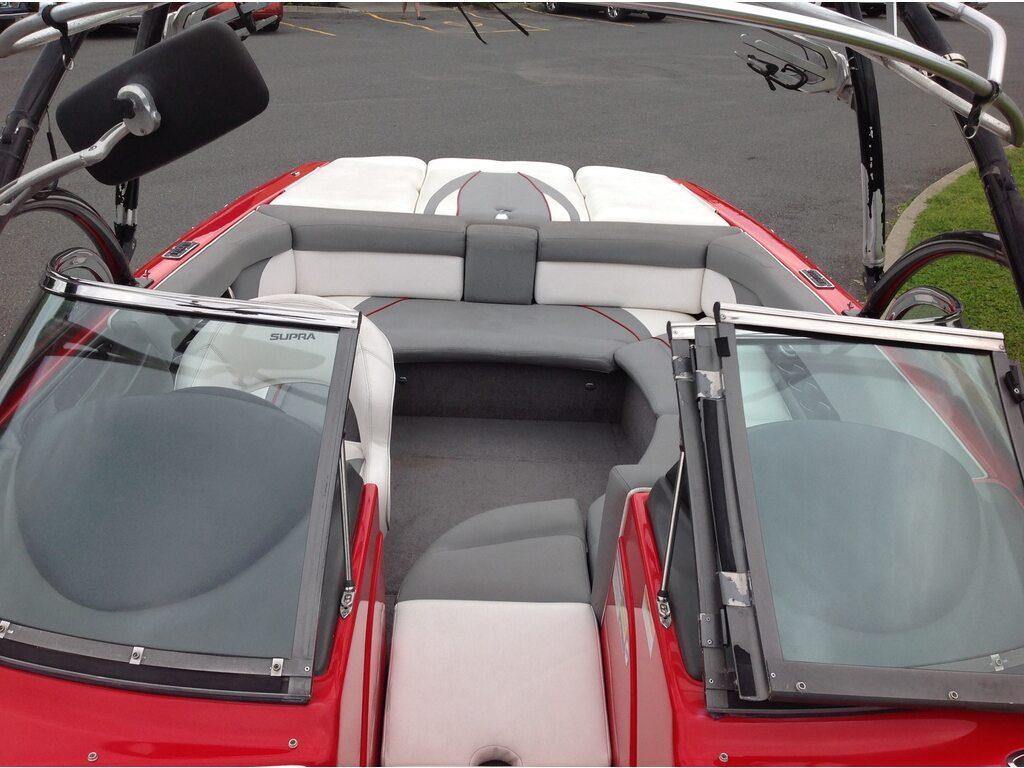 2009 Supra boat for sale, model of the boat is Launch 21v & Image # 7 of 13