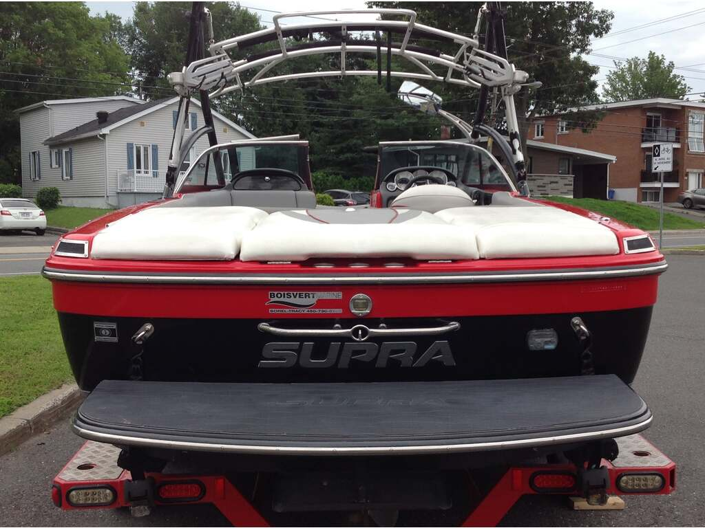 2009 Supra boat for sale, model of the boat is Launch 21v & Image # 9 of 13