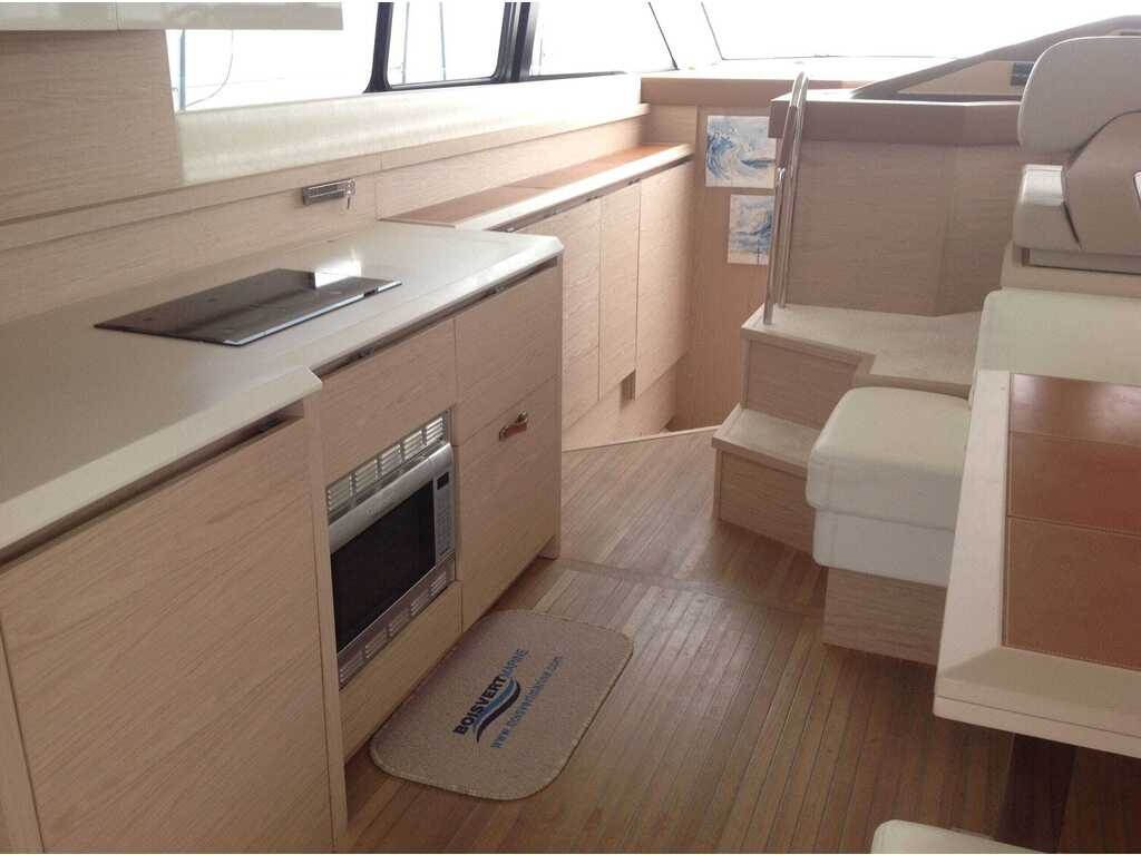 2015 Beneteau boat for sale, model of the boat is Monte Carlo 4 & Image # 13 of 27