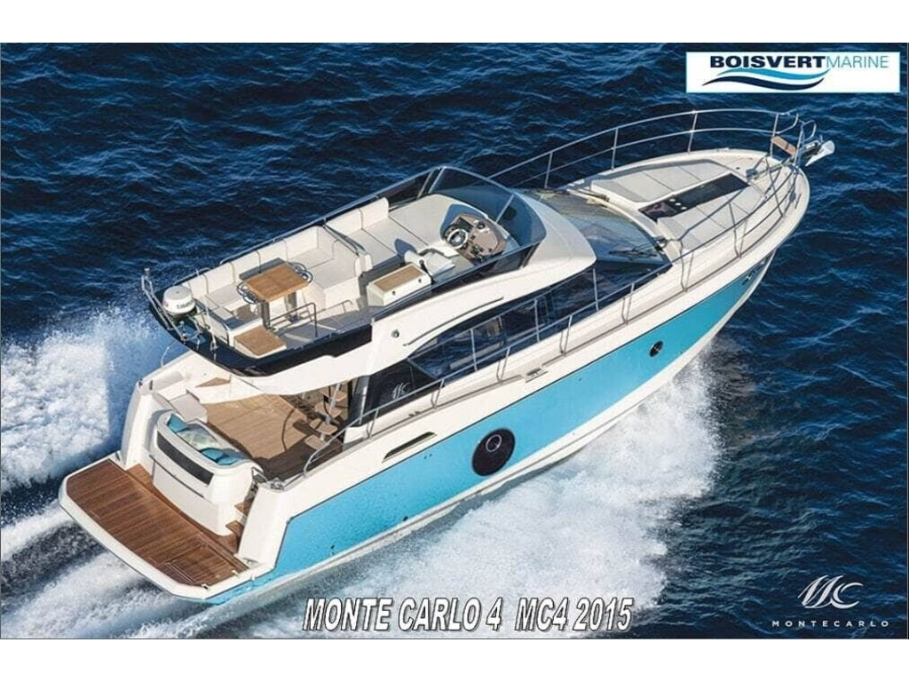 2015 Beneteau boat for sale, model of the boat is Monte Carlo 4 & Image # 3 of 27