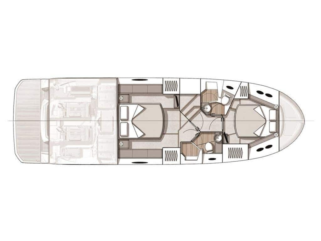 2015 Beneteau boat for sale, model of the boat is Monte Carlo 4 & Image # 6 of 27