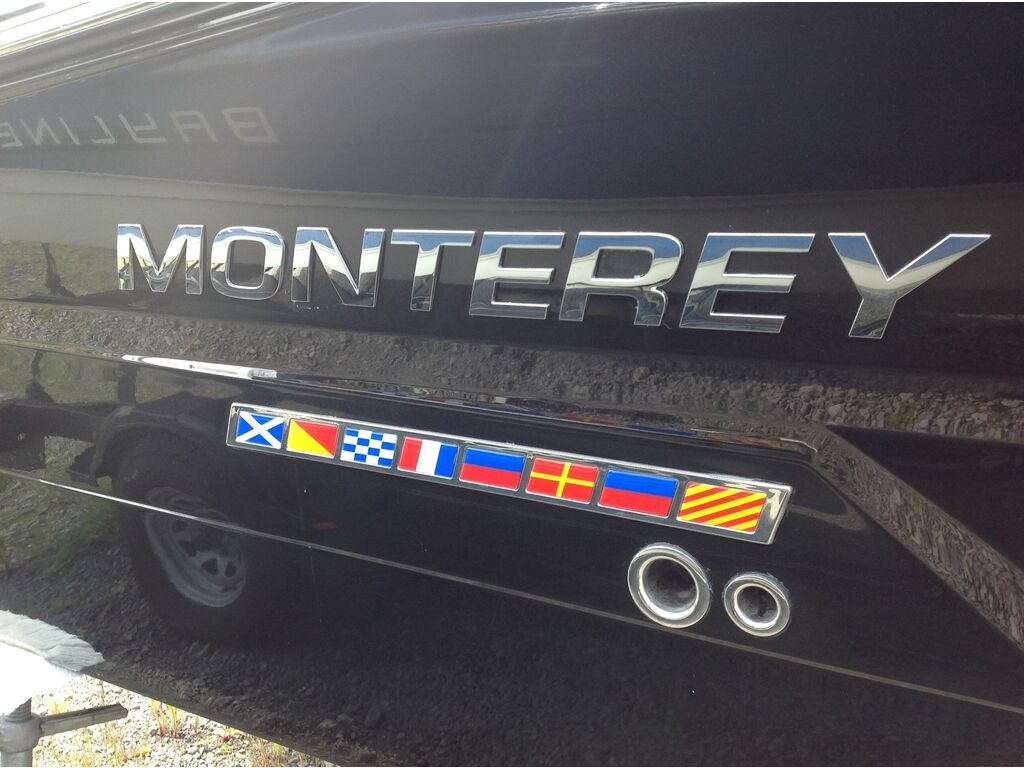2020 Monterey boat for sale, model of the boat is 298 Ss & Image # 3 of 22